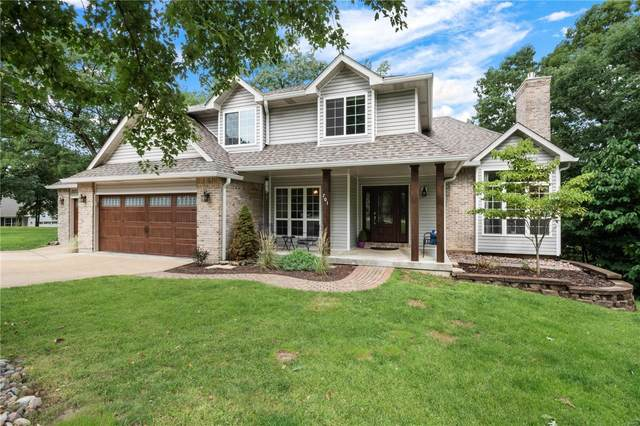 701 Heatherstone Drive, High Ridge, MO 63049 (#20056327) :: The Becky O'Neill Power Home Selling Team