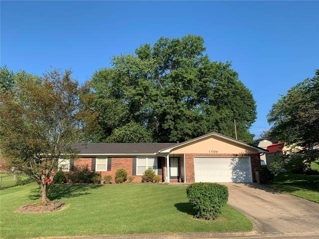 1709 Westwood Drive, Cape Girardeau, MO 63701 (#20056360) :: Clarity Street Realty