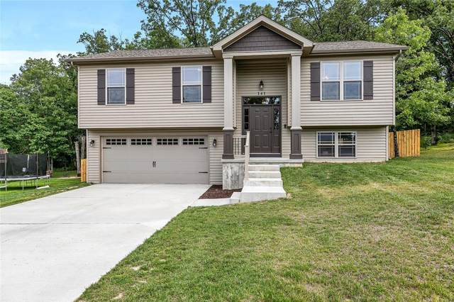 141 Sugar Creek Drive, Troy, MO 63379 (#20056417) :: The Becky O'Neill Power Home Selling Team