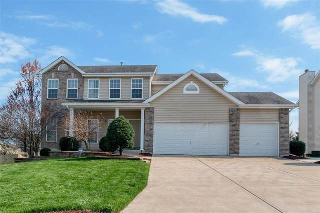 48 Patriots Landing, Saint Charles, MO 63303 (#20056422) :: The Becky O'Neill Power Home Selling Team