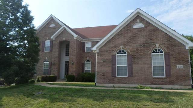 4005 Portland Ridge Drive, Florissant, MO 63034 (#20056435) :: The Becky O'Neill Power Home Selling Team