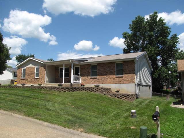 2173 Larkspur Landing, Imperial, MO 63052 (#20056450) :: The Becky O'Neill Power Home Selling Team