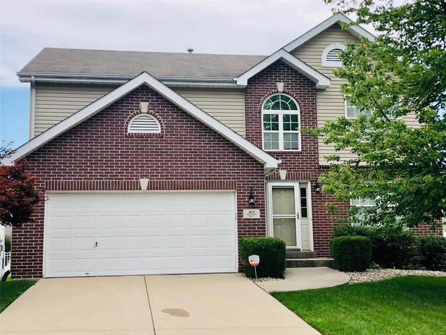 412 Tailfeather Drive, Belleville, IL 62221 (#20056463) :: The Becky O'Neill Power Home Selling Team