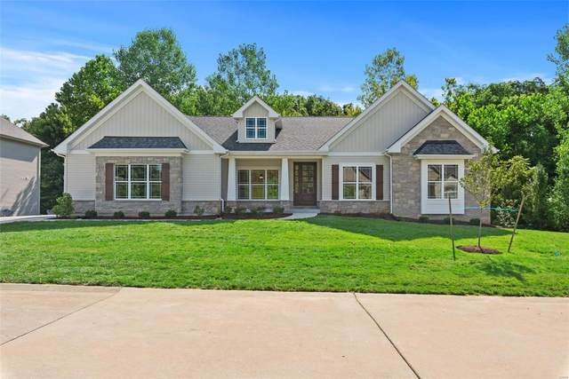 1026 Hawks Landing, Lake St Louis, MO 63367 (#20056474) :: The Becky O'Neill Power Home Selling Team