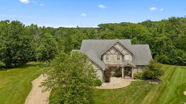 522 Shilling Oaks Drive, Warrenton, MO 63383 (#20056477) :: The Becky O'Neill Power Home Selling Team