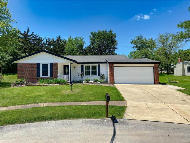 683 Greenholme, Fenton, MO 63026 (#20056479) :: The Becky O'Neill Power Home Selling Team