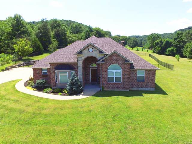 2816 Whitetail Estates, Barnhart, MO 63012 (#20056523) :: The Becky O'Neill Power Home Selling Team
