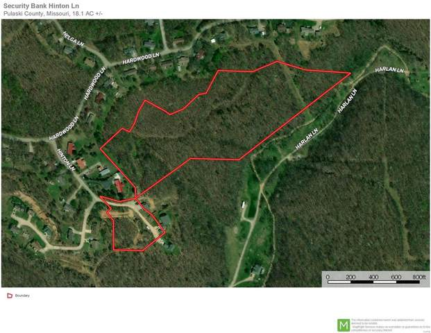 0 Hinton Lane, Saint Robert, MO 65584 (#20056527) :: Walker Real Estate Team