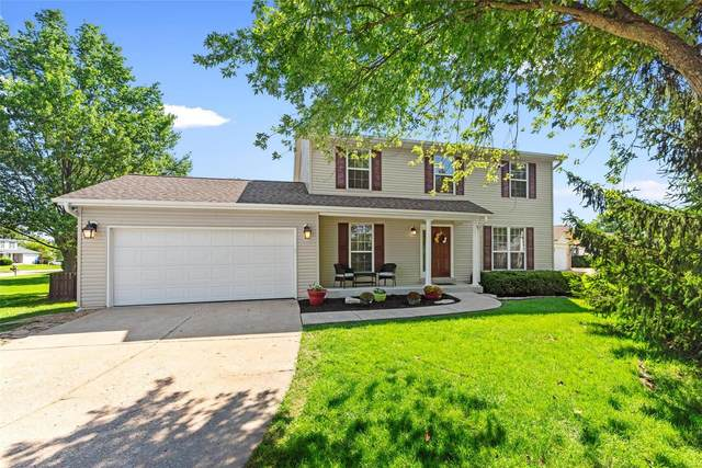 574 Prairie Home Drive, Saint Peters, MO 63376 (#20056534) :: Parson Realty Group