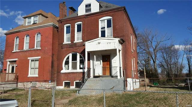 776 N Euclid Avenue, St Louis, MO 63108 (#20056536) :: Jeremy Schneider Real Estate