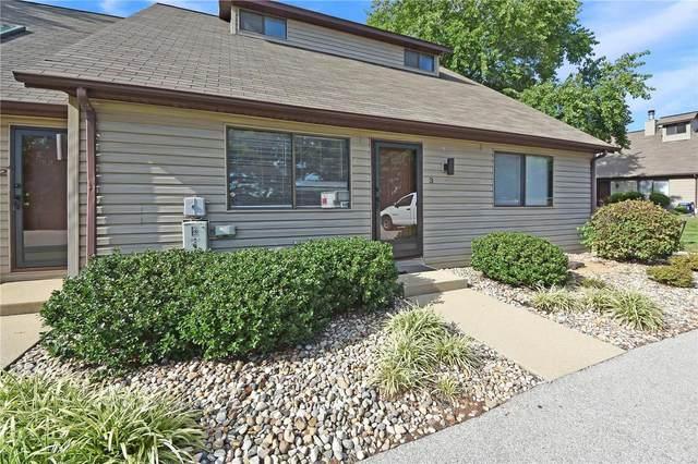 435 Ponderosa Avenue #3, O'Fallon, IL 62269 (#20056539) :: Century 21 Advantage