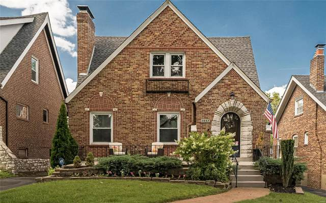 7457 Stanford Avenue, University City, MO 63130 (#20056547) :: Kelly Hager Group | TdD Premier Real Estate