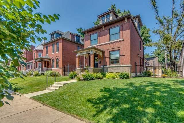 3811 Juniata Street, St Louis, MO 63116 (#20056549) :: Hartmann Realtors Inc.
