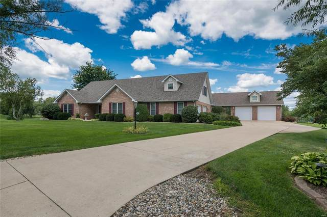 3002 Mega Lane, Godfrey, IL 62035 (#20056550) :: The Becky O'Neill Power Home Selling Team
