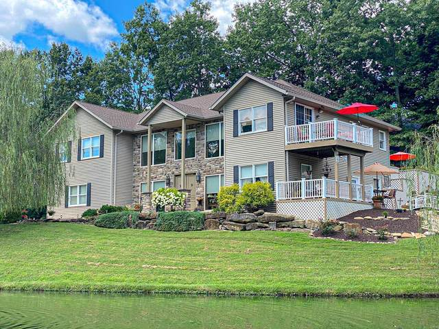 205 Paul Place, Lebanon, IL 62254 (#20056594) :: The Becky O'Neill Power Home Selling Team
