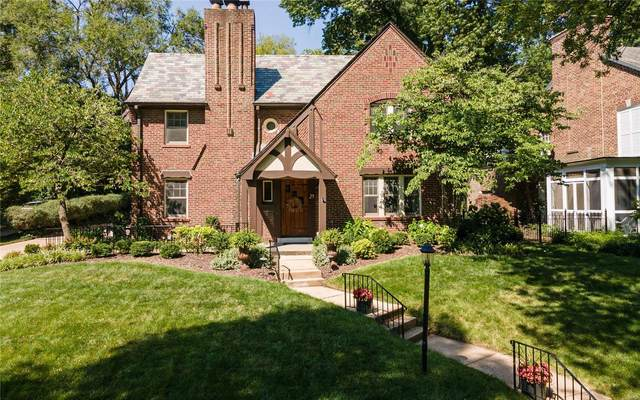25 Hillvale, St Louis, MO 63105 (#20056600) :: Kelly Hager Group | TdD Premier Real Estate