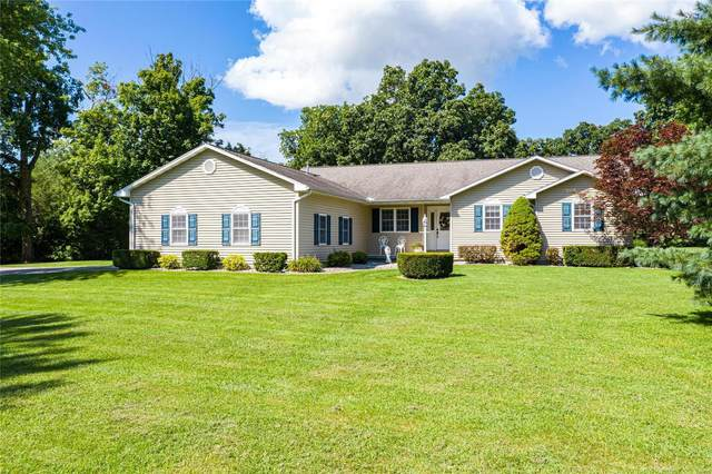 1 Deer Hollow Lane, LITCHFIELD, IL 62056 (#20056607) :: The Becky O'Neill Power Home Selling Team