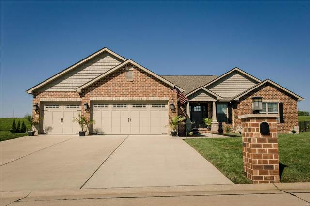 1621 Ontario Drive, Waterloo, IL 62298 (#20056621) :: The Becky O'Neill Power Home Selling Team