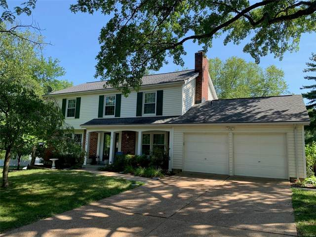 15552 Parasol Drive, Chesterfield, MO 63017 (#20056643) :: Parson Realty Group
