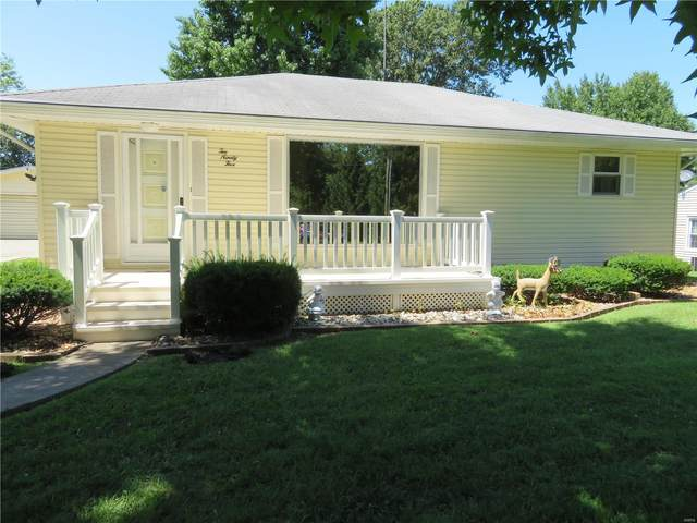 295 Bender Avenue, East Alton, IL 62024 (#20056644) :: The Becky O'Neill Power Home Selling Team