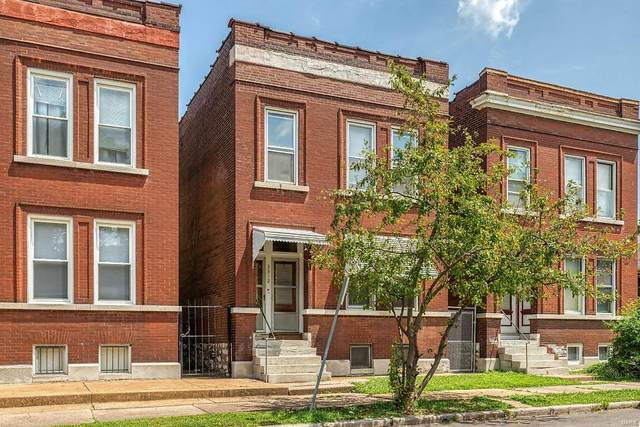 3312 Ohio Avenue, St Louis, MO 63118 (#20056651) :: The Becky O'Neill Power Home Selling Team