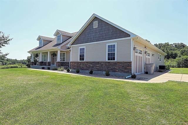 4837 Pine Creek Drive, Farmington, MO 63640 (#20056655) :: The Becky O'Neill Power Home Selling Team