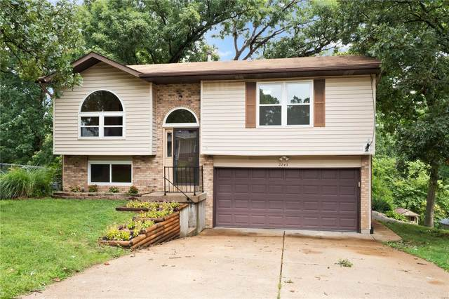 2243 Parkton Way, Barnhart, MO 63012 (#20056687) :: The Becky O'Neill Power Home Selling Team