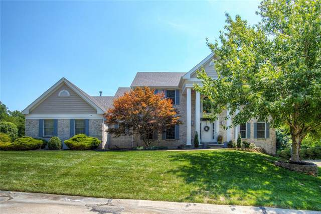 304 Pine Bend Drive, Wildwood, MO 63005 (#20056689) :: Parson Realty Group