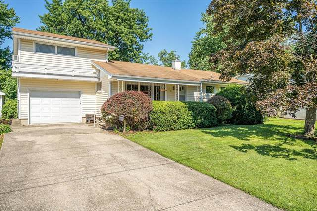 11 Circle Drive, LITCHFIELD, IL 62056 (#20056703) :: The Becky O'Neill Power Home Selling Team