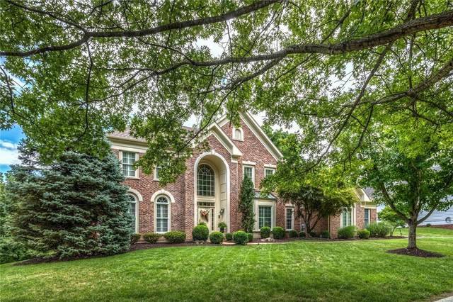 1320 Countryside Manor Place, Chesterfield, MO 63005 (#20056704) :: Peter Lu Team