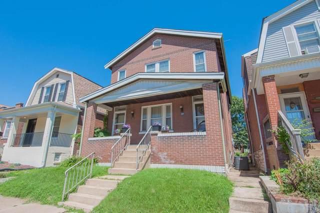 4609 Loughborough Avenue, St Louis, MO 63116 (#20056713) :: Clarity Street Realty
