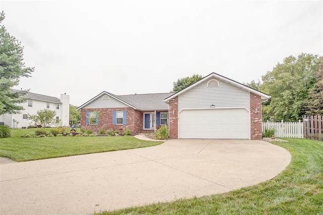 1115 Northern Dancer Drive, O'Fallon, IL 62269 (#20056730) :: The Becky O'Neill Power Home Selling Team