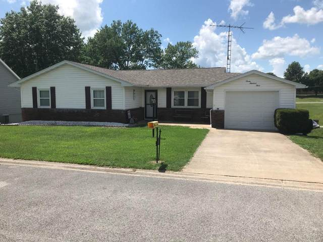 703 S. Ridge Ave, STEELEVILLE, IL 62288 (#20056772) :: The Becky O'Neill Power Home Selling Team
