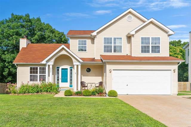2521 Greenway, High Ridge, MO 63049 (#20056789) :: The Becky O'Neill Power Home Selling Team