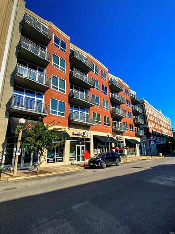 9 N Euclid Avenue #403, St Louis, MO 63108 (#20056796) :: Clarity Street Realty