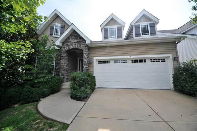 118 Sunset Villa Court Unity, O'Fallon, MO 63366 (#20056821) :: Kelly Hager Group | TdD Premier Real Estate