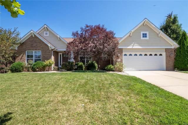 1422 Sauk Trail, O'Fallon, IL 62269 (#20056835) :: The Becky O'Neill Power Home Selling Team