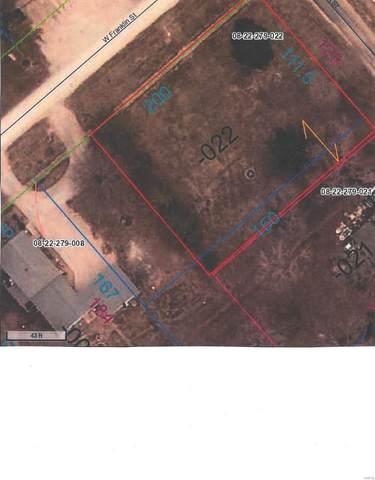 0 W Franklin Street, NOKOMIS, IL 62075 (#20056859) :: Fusion Realty, LLC