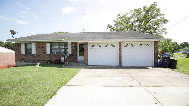 1105 Boyd Street, De Soto, MO 63020 (#20056873) :: The Becky O'Neill Power Home Selling Team
