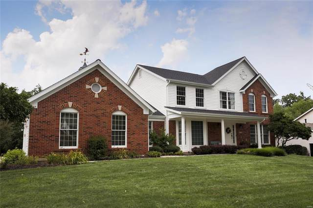 5745 Westchester Meadow, Weldon Spring, MO 63304 (#20056893) :: Parson Realty Group