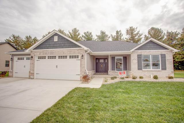 715 Wheatfield Road, O'Fallon, IL 62269 (#20056894) :: St. Louis Finest Homes Realty Group