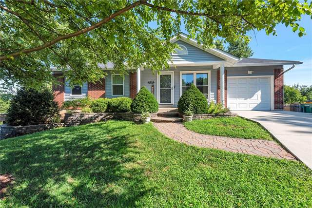 2772 Megan Court, Arnold, MO 63010 (#20056902) :: The Becky O'Neill Power Home Selling Team