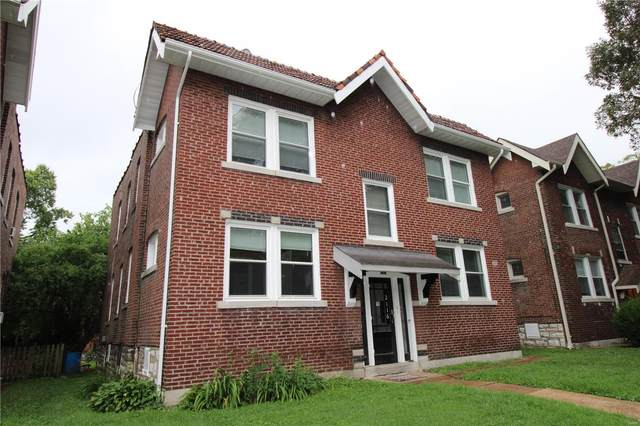 2116 Maury Avenue, St Louis, MO 63110 (#20056910) :: RE/MAX Professional Realty