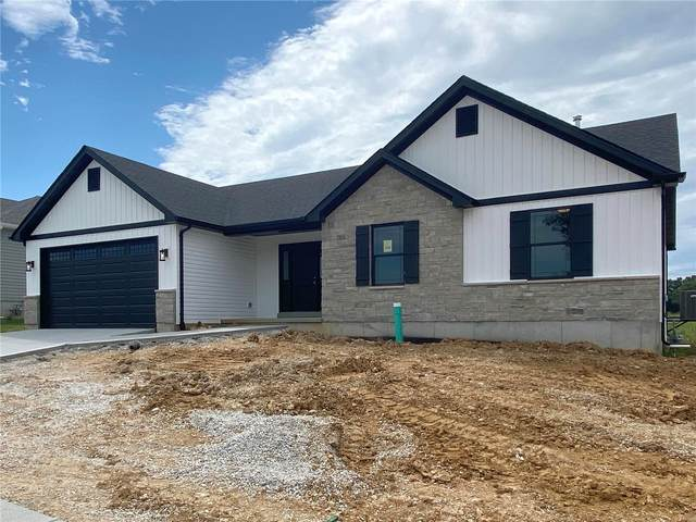 1047 Timber Bluff Drive, Wentzville, MO 63385 (#20056920) :: Kelly Hager Group | TdD Premier Real Estate