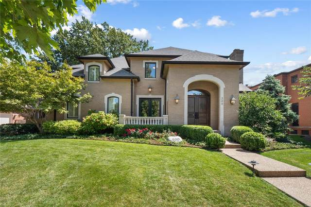 200 Topton Way, Clayton, MO 63105 (#20056922) :: St. Louis Finest Homes Realty Group