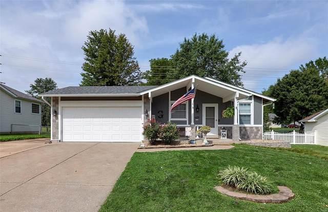 609 Eastbrook, O'Fallon, MO 63366 (#20056923) :: The Becky O'Neill Power Home Selling Team
