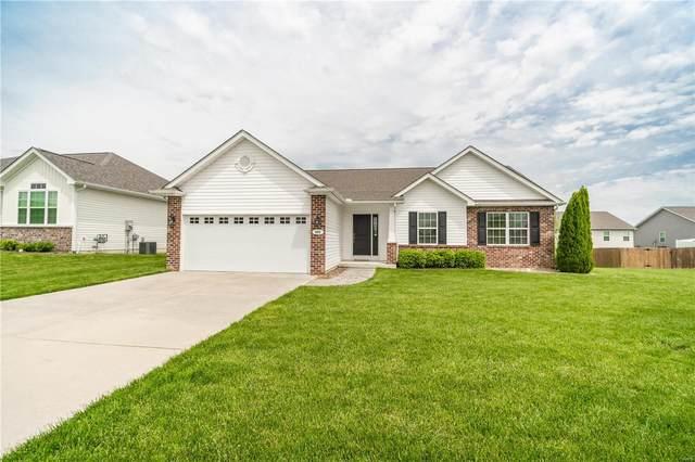 608 Laurelwood Circle, O'Fallon, IL 62269 (#20056945) :: Fusion Realty, LLC