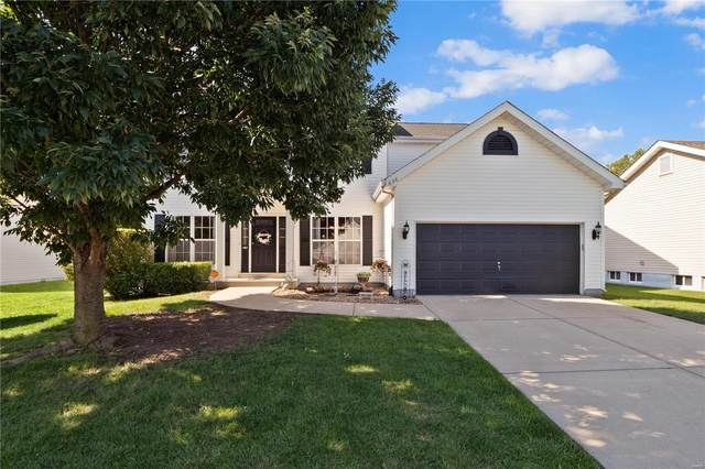 636 Wild Horse Creek, Fairview Heights, IL 62208 (#20056947) :: The Becky O'Neill Power Home Selling Team