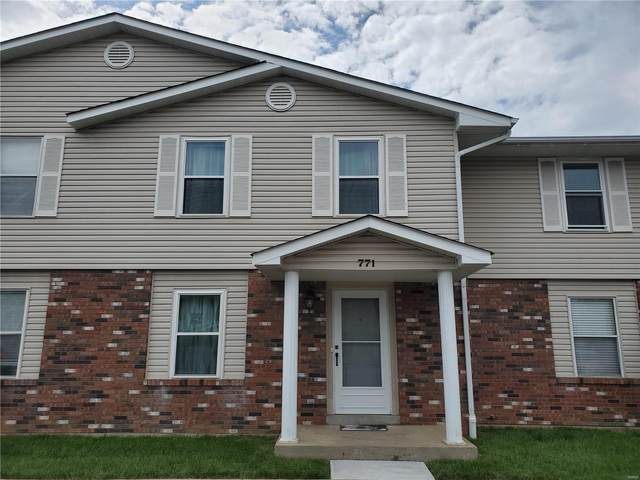 771 Highland Hill Court G, Saint Peters, MO 63376 (#20056956) :: The Becky O'Neill Power Home Selling Team