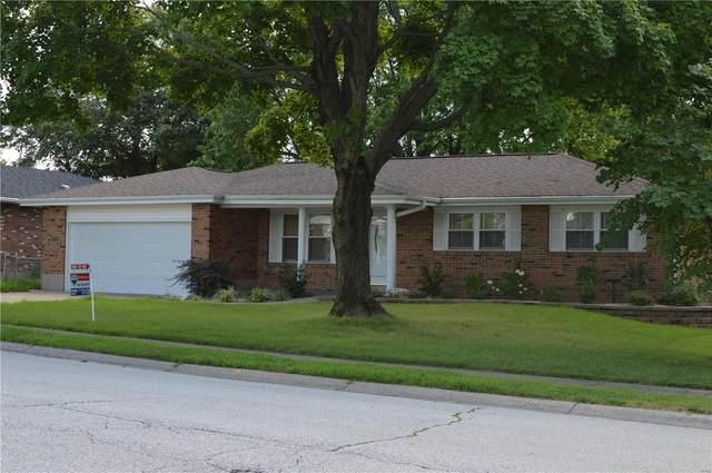 1510 Huncker, Saint Charles, MO 63301 (#20056973) :: The Becky O'Neill Power Home Selling Team